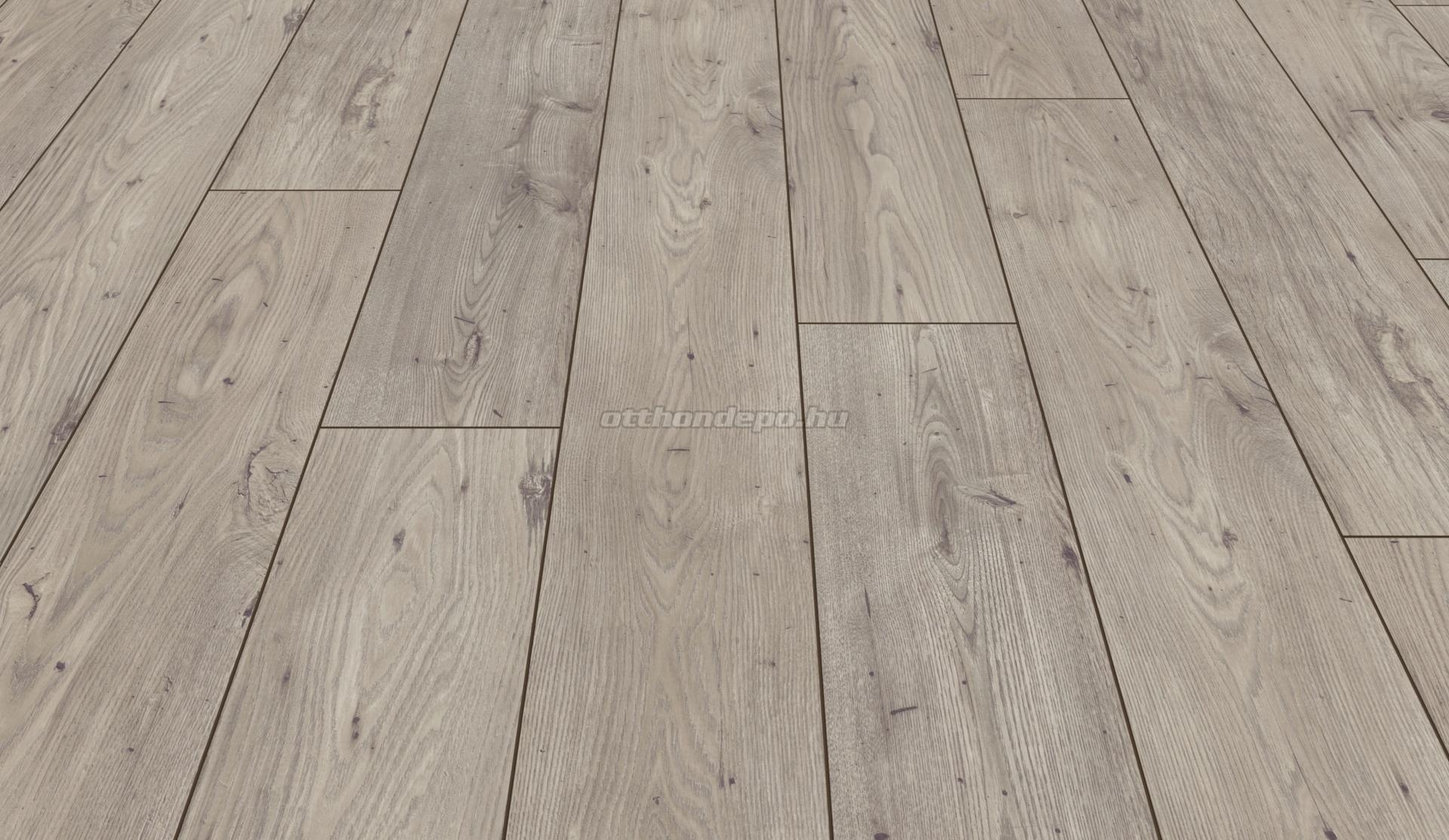 Kronotex my floor chestnut beige 10 mm otthon depo for Chalet flooring