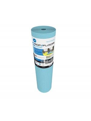 Zajcsökkentő alátét laminált padlóhoz, padlófűtés esetén is alkalmas, XPS Thermo 2 mm Profi Floor, (22,72m*1,1m)