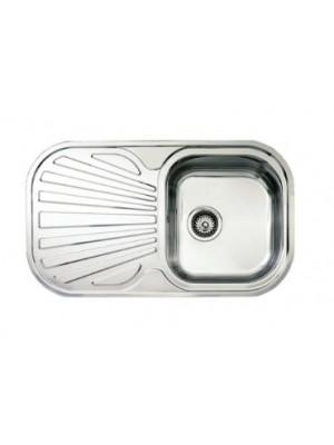 Teka, Stylo 1B 1D mosogató, 1 csepegtető 1 medence, 83*48,5 cm