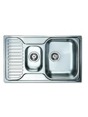 Teka, Princess mosogató, 1csepegtető 1- 1/2 med. 100*50 cm