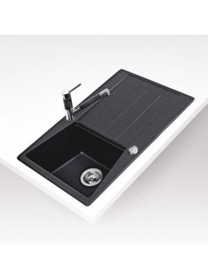Teka, Lumina 40 B TG Antracit mosogató, 79*50 cm