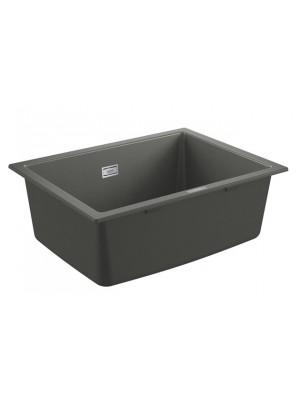 Grohe, K700 gránit mosogató, alulról beépíthető, 1 medencés, gránit szürke, 61*46 cm 31655AT0