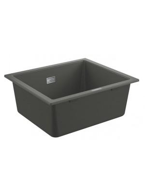 Grohe, K700 gránit mosogató, alulról beépíthető, 1 medencés, gránit szürke, 53,3*45,7 cm 31654AT0