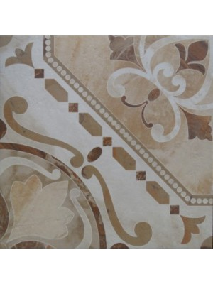 Padlólap, Serra Dec. Firenze/Fiore Dig. 8021 34*34 cm I.o.