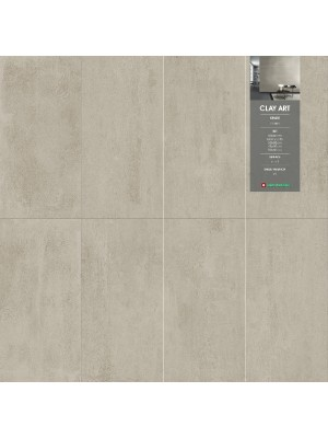 Padlólap, Hunkerim GCA03 Niro Granite Clay Art, Khaki 60x60cm, I.o.