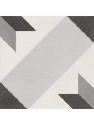 Padlólap, GT Marakesh Mix Grey 1 (marokkói / patchwork / cement hatás ) 18,6*18,6 cm I.o. 1M2110