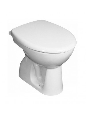 Jika, ZETA álló WC mélyöblítésű alsó kifolyású 8.2239.7.000.000.1 I.o