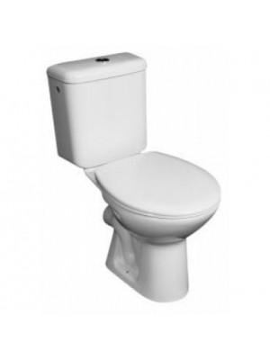 Jika, ZETA kombi WC mély öblítésű hátsó kifolyású 8.2539.6.000.241.1 I.o