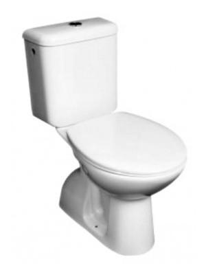 Jika, ZETA kombi WC mély öblítésű alsó kifolyású 8.2539.7.000.241.1 I.o
