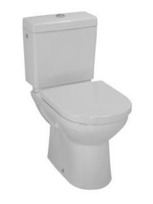 Laufen, PRO WC, álló, mélyöblítés, hátsó kifolyás, H8249560000001