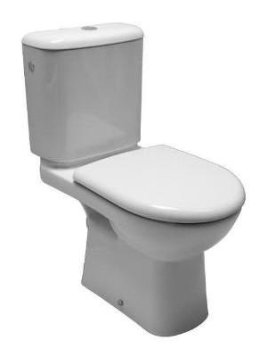 Jika, DEEP by Jika (OLYMP) Kombi WC (monoblokkos) mélyöblítésű, hátsó kifolyású 8.2261.6.000.241 I.o