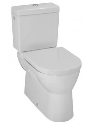 Laufen, PRO WC, álló, kombi, síköblítés, alsó kifolyás, H8249590000001