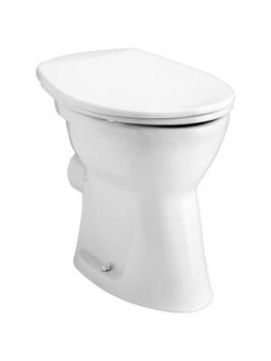 Alföldi, Bázis WC csésze 4030 00 01, lapos öblítés, hátsó kifolyás
