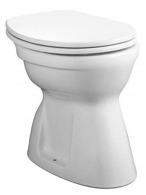 Alföldi, Bázis WC csésze 4032, lapos öblítés, alsó kifolyás