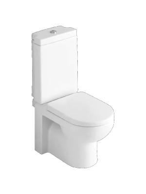 Alföldi, Liner monoblokkos WC, 6639 L1, mélyöblítés
