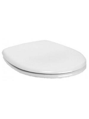 Kolo, Nova Top Bez Barier WC ülőke, antibakteriális, Duroplaszt