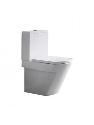 Roca, Hall MB komplett WC, mélyöblítés