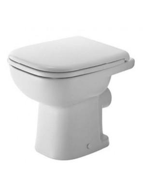 Duravit, D-Code álló WC, mélyöbítés, hátsó kifolyás, 21080900002