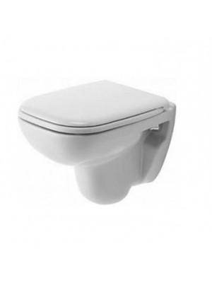 Duravit, D-Code Compact Fali WC, mélyöbítés, 22110900002