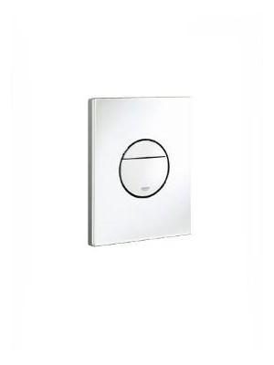 Grohe, Nova Cosmopolitan WC-nyomólap, fehér, 2-mennyiséges, 38765SH0