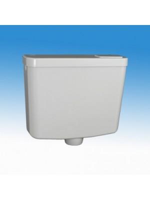 B&K, MIDA falon kívüli/fal mögé építhető pneumatikus WC-öblítőtartály, V842901