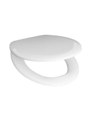 Jika, ZETA WC ülőke tetővel (duroplaszt) lecsapódásgátló H8932760000001