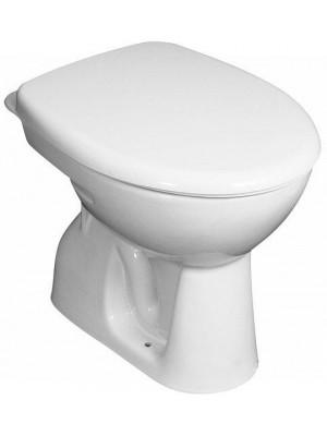 Jika, ZETA álló WC mélyöblítésű alsó kifolyású 8.2239.7.000.206.1 I.o