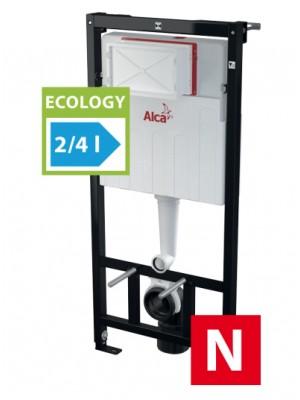 Alcaplast, Sádromodul AM101/1120E Falsík alatti szerelési rendszer száraz szereléshez (gipszkarton - Ecology)