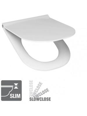 Jika, MIO WC-ülőke tetővel, duroplast, lecsapódásgátló, H8917110000631