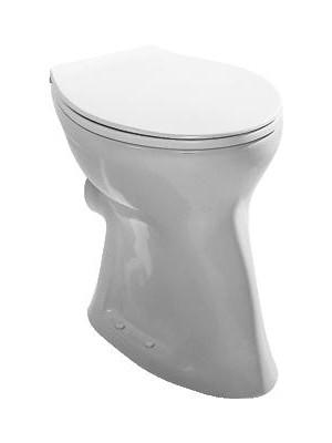 Jika, Roman WC álló lapos öblítéssel, vízszintes lefolyóval H8211560002041