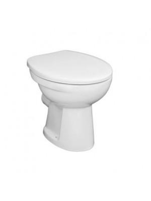 Jika, ZETA/MUNIQUE álló WC mélyöblítésű, hátsó kifolyású H8217470000001 I.o