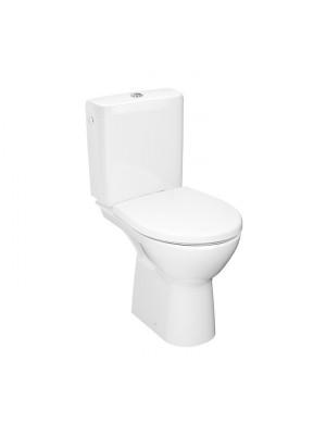 Jika, Lyra Plus kombi WC, Rimless, mély öblítésű, H8273860002801, oldalt feltöltős tartály