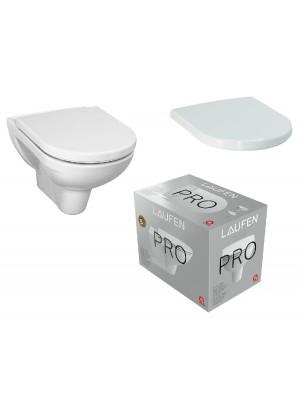 Laufen, Pro PACK, fali WC szett, mélyöblítés, H8669500000001