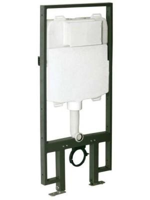 Wellis, Clarice Angular, WC tartály, nyomólappal, EE00278