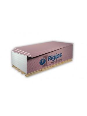 Rigips, Gipszkarton RF 2000*1200*12,5 mm, Pink tűzgátló