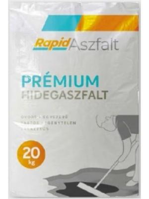 Rapid Aszfalt, hidegaszfalt 20kg/zsák