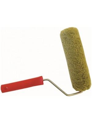 Bautool, Festőhenger 24 cm + nyél 6 mm zöld