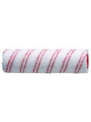 Festőhenger, Bautool, 10 cm, D/L/H piros-szürke csíkkal, 11-631510-1