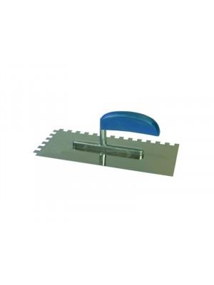 Glettelő, RM. fa nyéllel 280x130/10x10 mm (9130/S10)