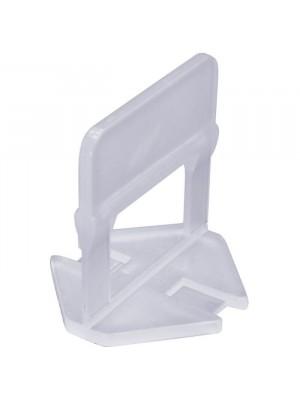 Raimondi, Lapszintező talp (klipsz), 3-12 mm-es lapig 1 mm fugaszélesség (1600 db/doboz, db-ra is rendelhető) 180B10H