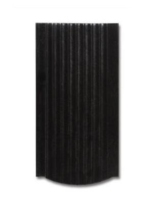 Creaton, Hortobágy fekete matt  hornyolt alapcserép