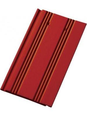 Tondach hornyolt egyenesvágású piros alapcserép