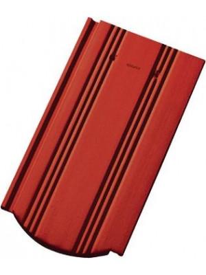 Tondach, hornyolt piros alapcserép