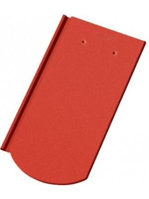 Tondach, hornyolt hódfarkú piros alapcserép