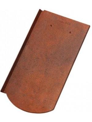 Tondach, hornyolt hódfarkú antik alapcserép