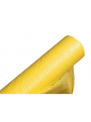 ISOFOL sárga hálóerősítésű tetőfólia 1,5*50m, 75m2/tekercs