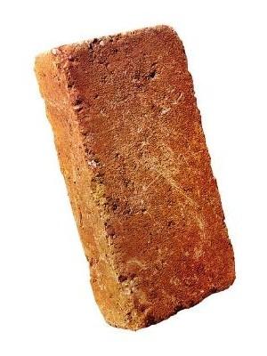Térkő, Barabás, Udvarkő 5 cm. sárga-piros ( 24 X 12 X 5 cm )