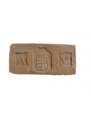 FabroStone, Rustica címeres tégla 1