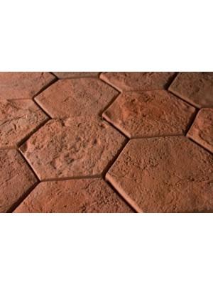 FabroStone, Cotto Hexa Terrakotta térburkolat