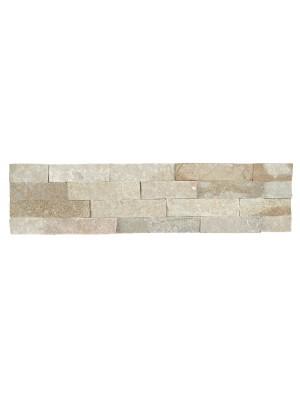 Falburkoló (valódi, természetes, hasított kőlapok táblákra ragasztva), Lazio CS079, 15*60 cm I.o.
